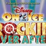 Disney On Ice Rockin&amp39 Ever After