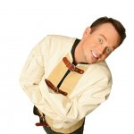 Nathan Burton Comedy Magic