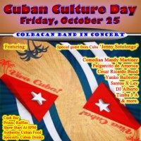 Cuban Culture National Day At Ukrainian Banquet Hall Ottawa