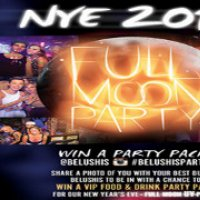 New Year Full Moon Party at Belushis Shepherds Bush Green