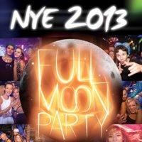 New Year Full Moon Party at Belushis