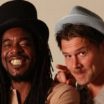 Tyber and Pete from the Dualers