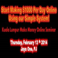 How You Can Start Making 1000 Per Day Online Using our Simple System [KL Seminar]