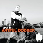 LUX Week 2 with ARTFUL DODGER