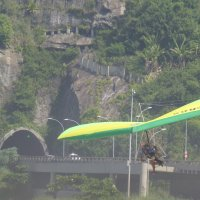 Tandem Flight paragliding and Hang gliding in Rio