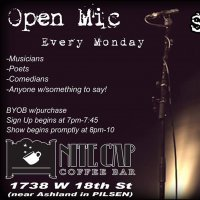 Speak On It - An Open Mic Every Monday Night