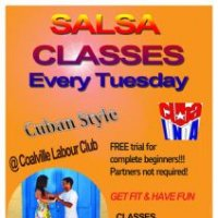 Cuban Salsa Classes in Leicester and Coalville with Cuba Linda
