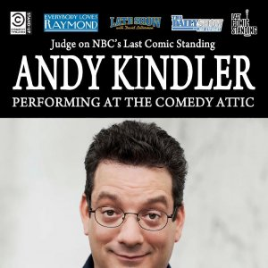 The Magnificent Andy Kindler