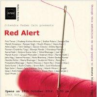 Red Alert By Jitendra Padam Jain ( Gallery Sree Arts )