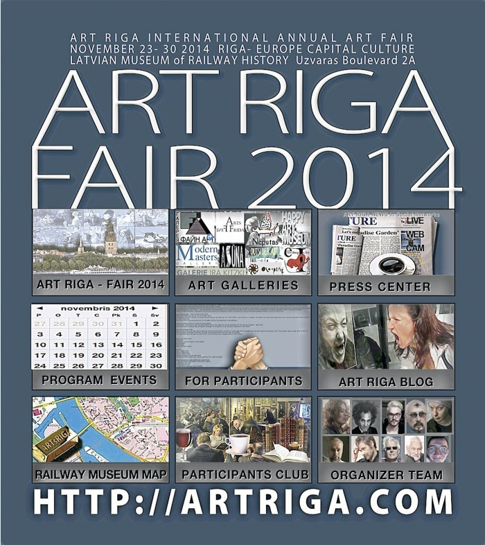 ART RIGA FAIR 2014
