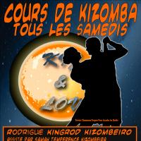 COURS DE KIZOMBASEMBATARRAXINHA (Dbutant &amp Intermediaire)  By Samah &amp Rodrigue  PARIS SUD (Porte DItalie)