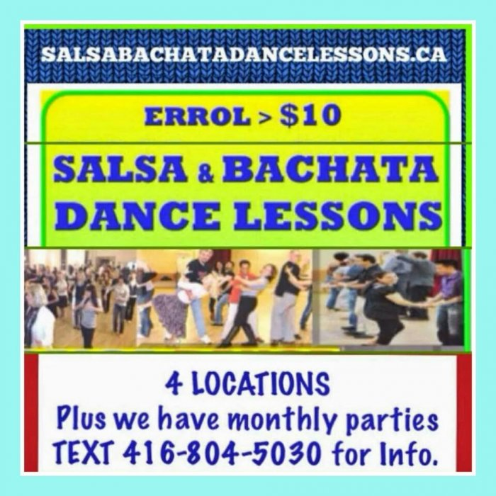 Salsa Basic Steps for beginners – Learn Salsa steps online