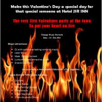 Valentines Day At Hotel Jsr Inn Dehradun