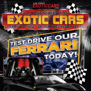 Las Vegas Exotic Cars Experience