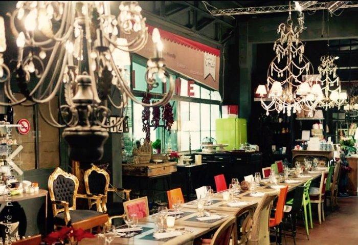 La table de gianfranco at come la maison italian - Come a la maison ...
