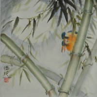 6 Day Oriental Brush Painting Workshop