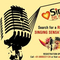 Sing Dil Se  Singign Competition in Shimla