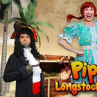 Pippi Longstocking and the Pirate Adventure
