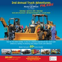 2nd Annual Truck Adventures benefiting Make A Wish Foundation Greater Los Angeles