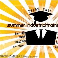 Summer Industrial Training Program