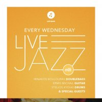 LIVE Jazz every Wednesday  Library Bar