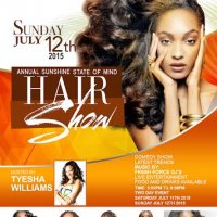 SUNSHINE STATE OF MIND FASHION &amp HAIR EXPO