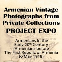 Vintage Armenian Photos Expo