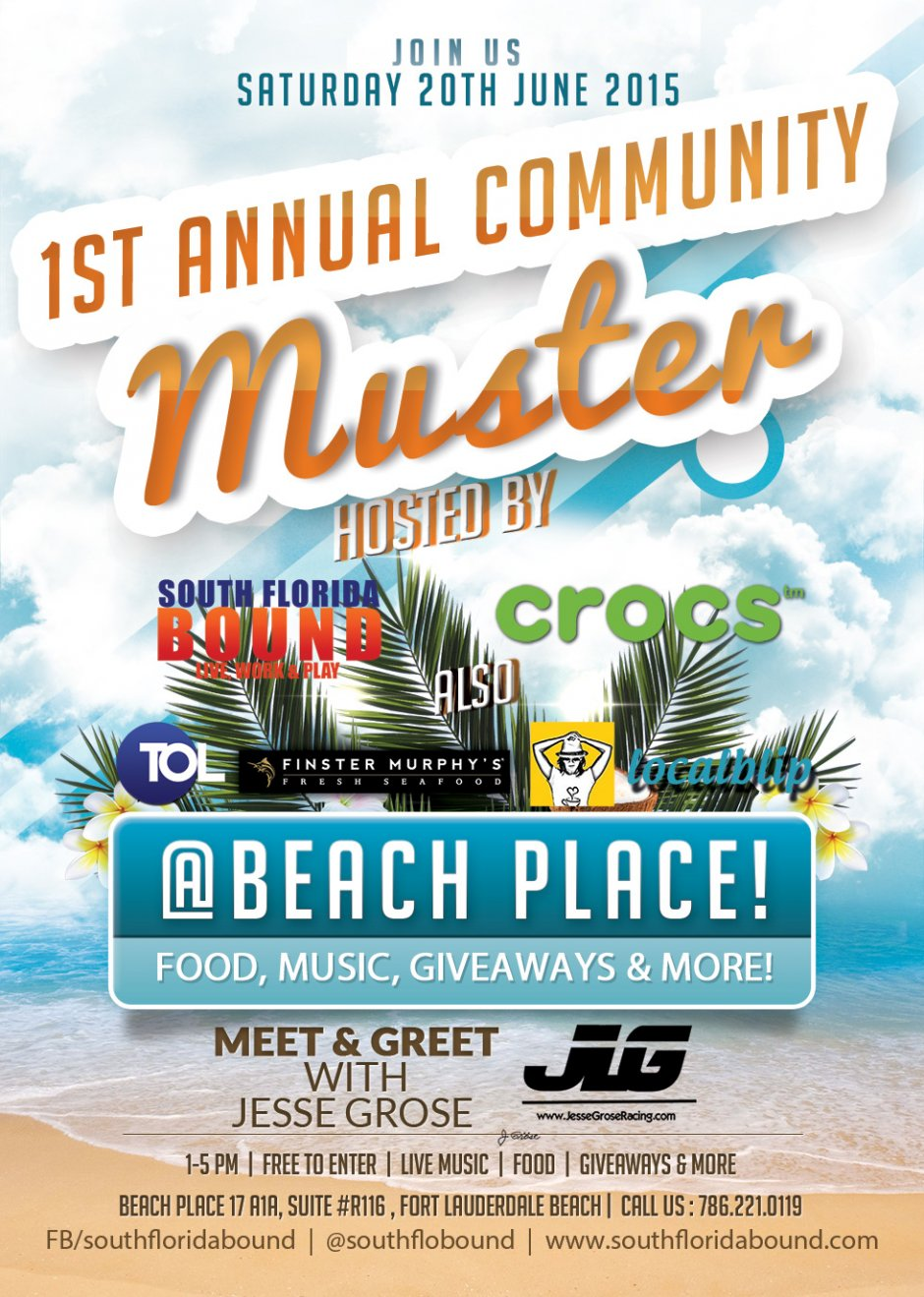 1st Annual Community Muster