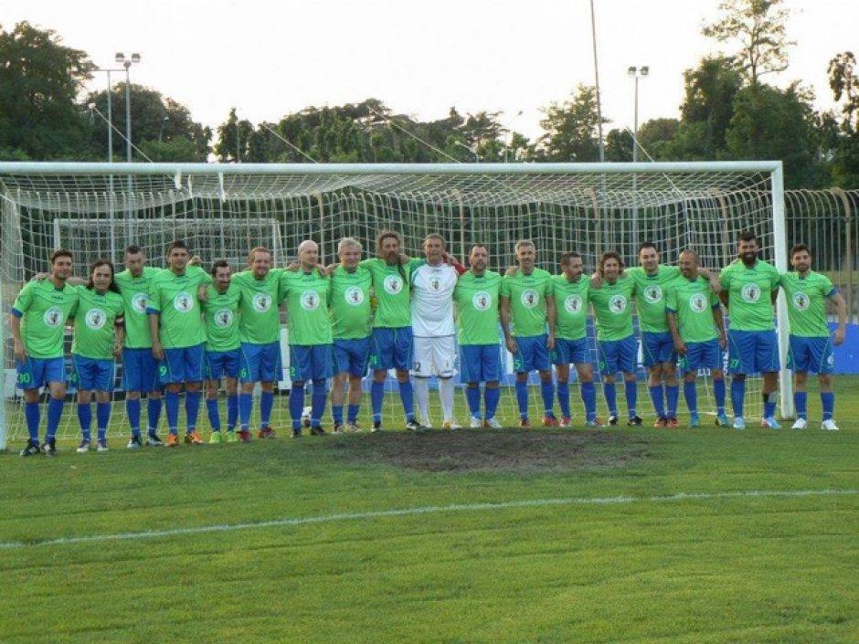 186 Nazionale Italiana Deejay vs Emergenza Debiti - partita di beneficenza  Stadio A. Caocci co Parco Fausto Noce Olbia