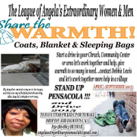The League of Angelas Extraordinary Women &amp Men Coat &amp Blanket Drive for the Homeless