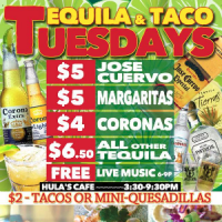 Taco  Tequila Tuesdays