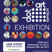 dot-art Schools Exhibition 2015