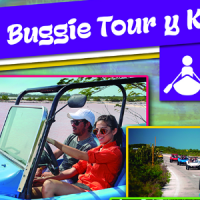 ATVs &amp kayaks  adventure Tours in Progreso Yucatan