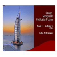 SMC Strategy Management Certification Program