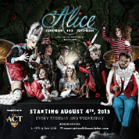 ALICE - Dinner Show at The ACT Dubai