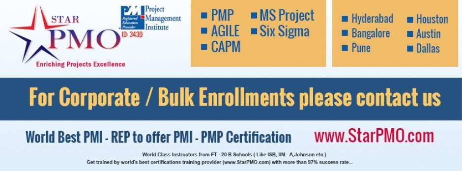 Pmp certification in pune batches starts from 12th for 13th floor bangalore phone number