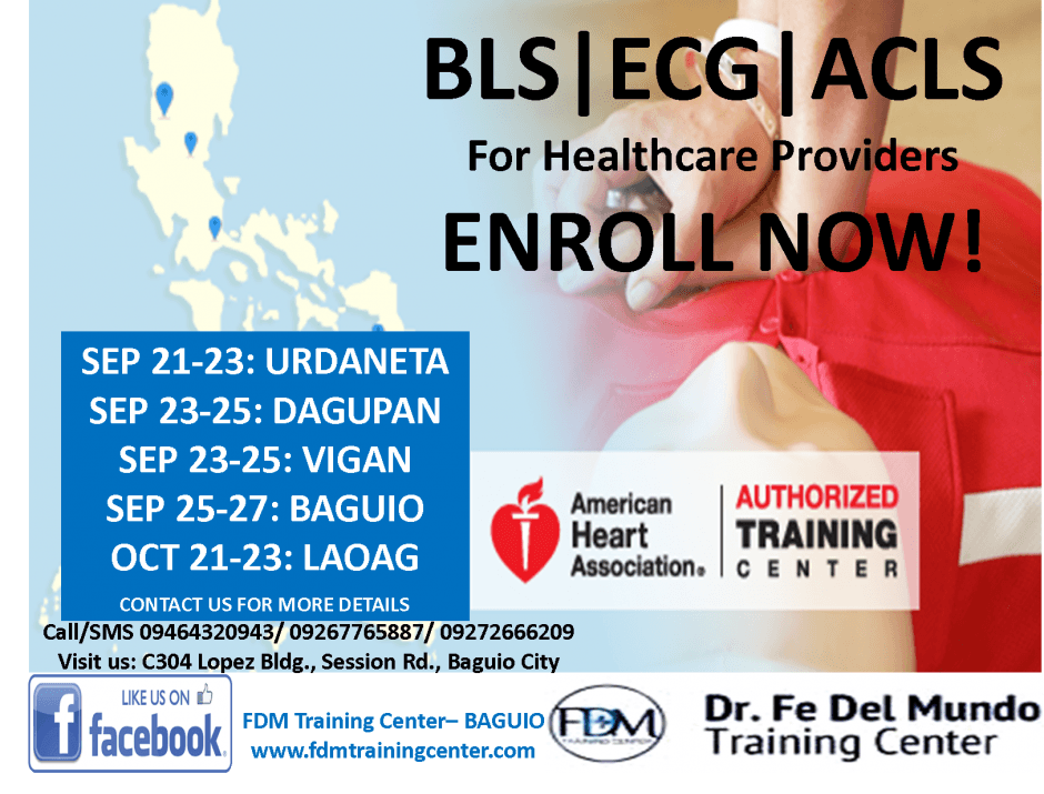 American Heart Association Bls Acls Ecg Pharmacology Training At