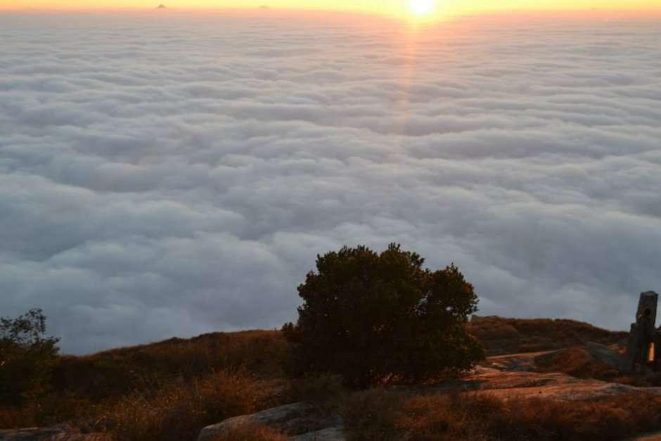 Skandagiri Trek | Townscript