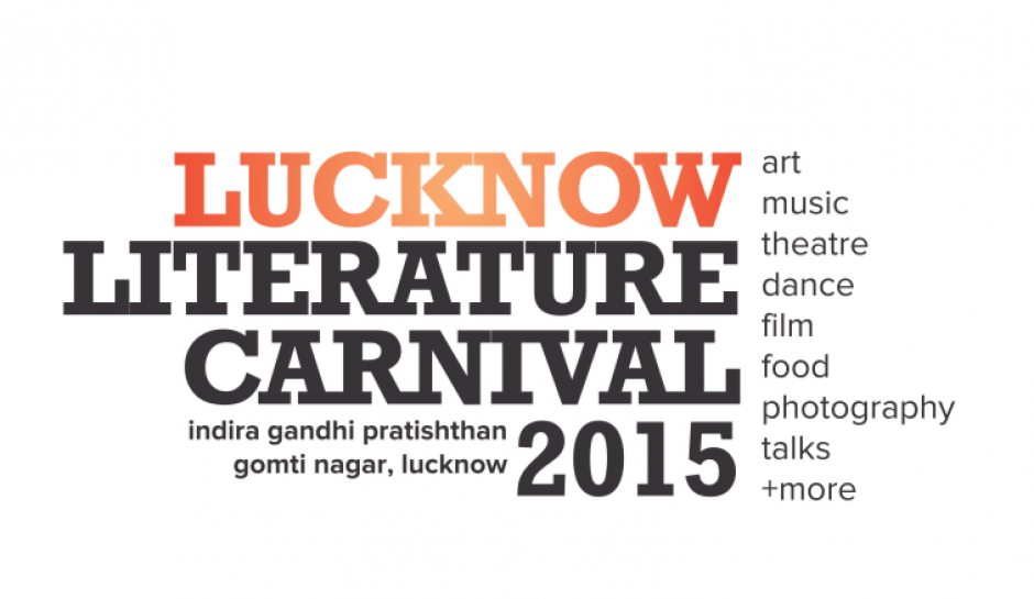 Lucknow Literature Carnival 2015