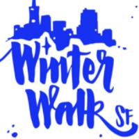 Union Square SFs Winter Walk