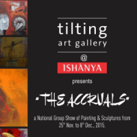 ISHANYA presents The Accruals  celebrating the spirit of art