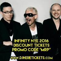 DISCOUNT INFINITY NYE TICKETS PROMO CODE &quotMRP&quot