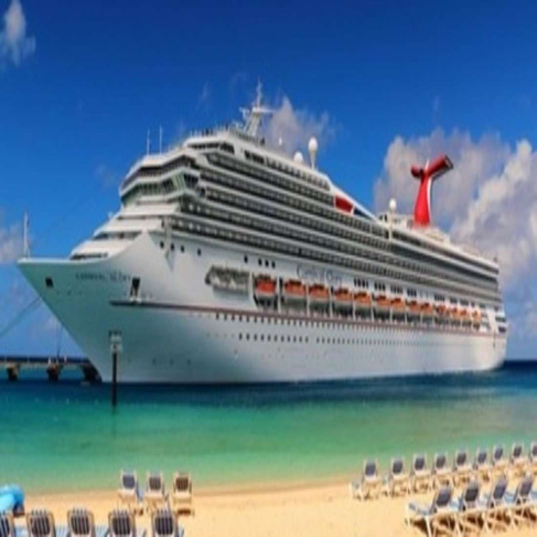 7 Day Eastern Caribbean Cruise At Carnival Glory Miami