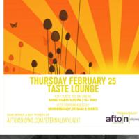 Eternal Daylight (Marcus Haynes)  The Taste Lounge