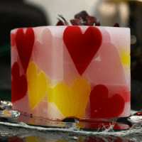 EXOTIC VALENTINES DAY CANDLES WORKSHOP