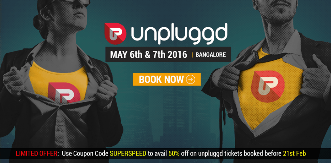 Unpluggd 2016: Join The League Of Startup Superheroes