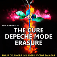 The Cure Depeche Mode and Erasure Tribute night