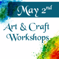 Art craft workshop for kids at zepto learning center a for Arts and crafts workshops near me