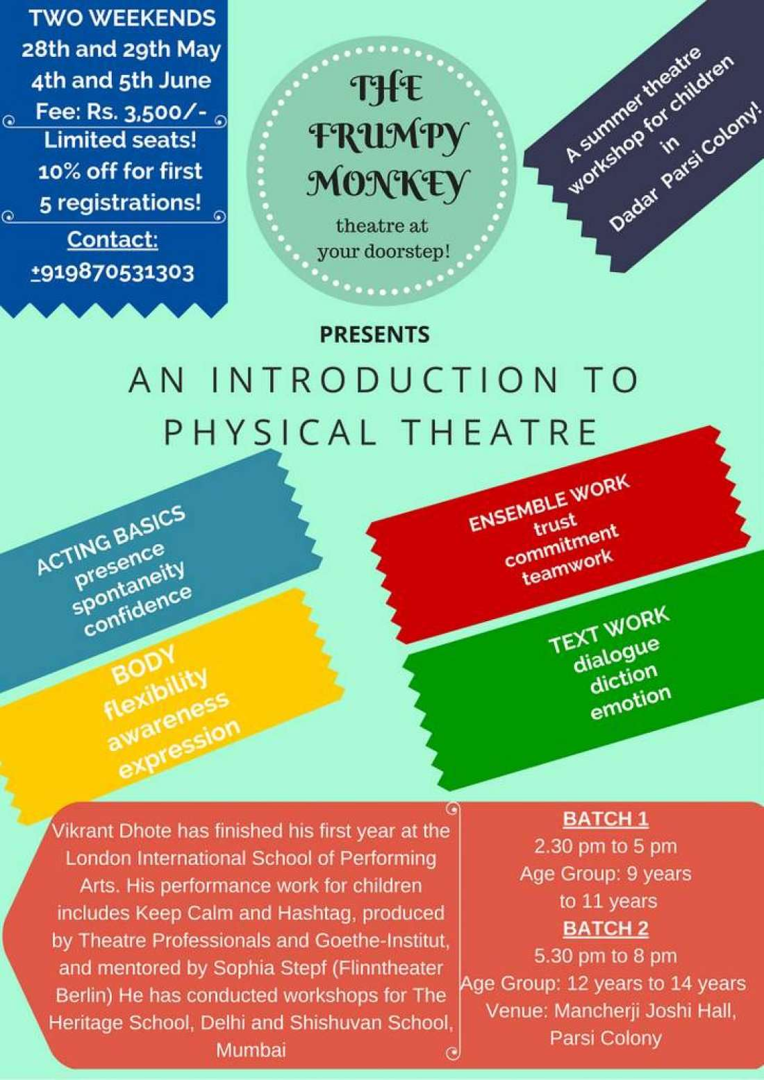 introduction to physical theatre And performances physical theatre physical theatre what is physical theatre physical theatre is a crossover between dance and drama where many forms of performance take shape many.