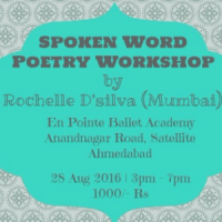 Spoken Word Poetry Workshop